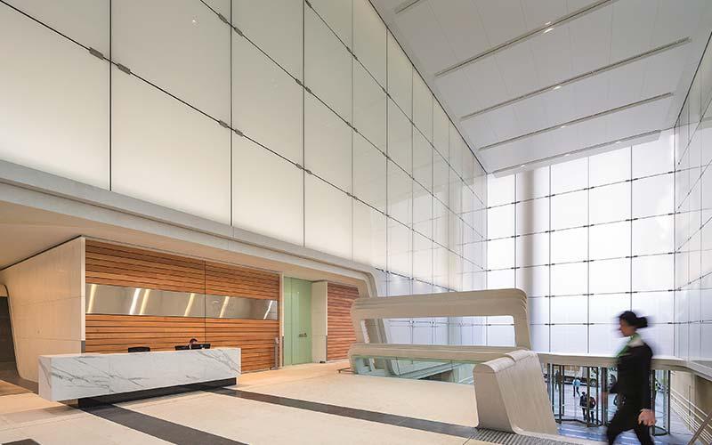 ANZ Tower Interior by mySmart