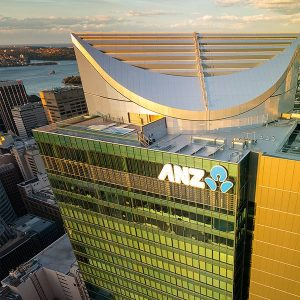 ANZ building KNX project