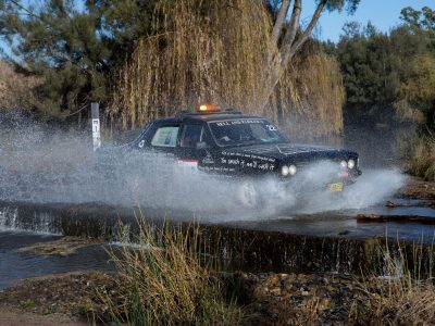 Outback Car Trek Done and Dusted for 2018!