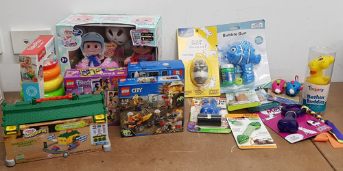 mySmart Donates To The Smith Family Book and Toy Appeal + RSPCA for Christmas 2018