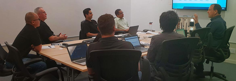 Advanced NETx KNX Training