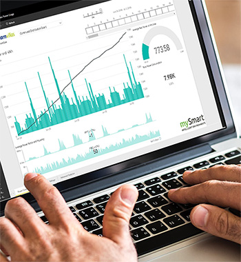 Solutions Intelligent Aged Care Powerbi Laptop