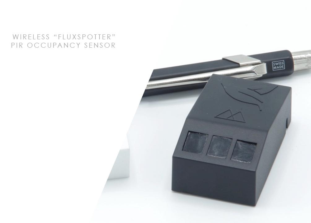 AuVerte – Fluxspotter PIR Motion Sensor